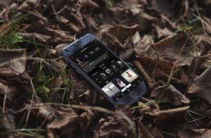 náhled Instagramového profilu fotoateliéru JanWphotography na mobilu