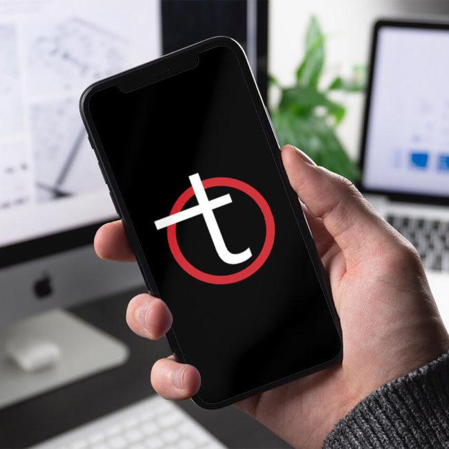 návrh loga pro aplikaci